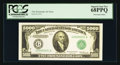Miscellaneous:Other, Tim Prusmack Money Art - Serial Number 1 $5000 FRN PCGS Superb GemNew 68PPQ. . ...