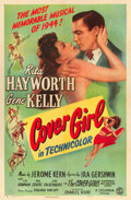 "Movie Posters:Musical, Cover Girl (Columbia, 1944). One Sheet (27"" X 41"") Style B.. ..."
