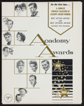 "Movie Posters:Academy Award Winners, Academy Awards Portfolio (International Sales Services, 1962). Award Winner Art Prints (69) (8.5"" X 10.5""). Miscellaneous.. ... (Total: 69 Items)"