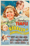 "Movie Posters:Musical, Rebecca of Sunnybrook Farm (20th Century Fox, 1938). One Sheet (27""X 41"") Style B.. ..."