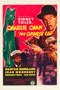 "Movie Posters:Mystery, The Chinese Cat (Monogram, 1944). One Sheet (27"" X 41"").. ..."