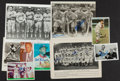 Autographs:Photos, St Louis Cardinals Legends Signed Photographs With 4 Stan MusialSignatures....