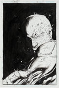 Original Comic Art:Splash Pages, Tony Daniel Flash: The Fastest Man Alive #13 Page 14Original Art (DC, 2007)....