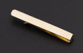 Estate Jewelry:Other , Gold Tie Clip. ...