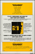 "Movie Posters:Black Films, Sounder & Other Lot (20th Century Fox, 1972). One Sheets (6)(27"" X 41"") Review Style. Black Films.. ... (Total: 6 Items)"