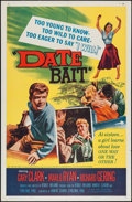 """Movie Posters:Bad Girl, Date Bait (Film Group, 1960). One Sheet (27"""" X 41""""). Bad Girl.. ..."""