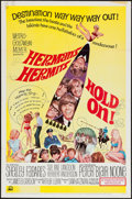 "Movie Posters:Rock and Roll, Hold On! (MGM, 1966). One Sheet (27"" X 41"") and Lobby Card Set of 8 (11"" X 14'). Rock and Roll.. ... (Total: 9 Items)"