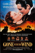 "Movie Posters:Academy Award Winners, Gone with the Wind (New Line Cinema, R-1998). One Sheet (27"" X40""). Academy Award Winners.. ..."