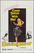 "Movie Posters:Mystery, Come Dance With Me! (Kingsley International, 1959). One Sheet (27""X 41""). Mystery.. ..."