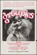 "Movie Posters:Documentary, Groupies (Maron Films, 1970). One Sheet (27"" X 41""). Documentary.. ..."