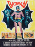 "Movie Posters:Action, Batman (20th Century Fox, 1966). French Grande (45.5"" X 61.5"").Action.. ..."