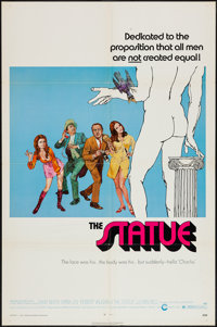 """The Statue & Others Lot (Cinerama Releasing, 1971). One Sheets (13) (27"""" X 41""""). Comedy. ... (Total: 13 It..."""