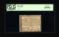Colonial Notes:Rhode Island, Rhode Island July 2, 1780 $8 PCGS Choice New 63PPQ....