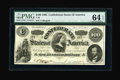 Confederate Notes:1862 Issues, T49 $100 1862. Cr-348 PF-2. ...