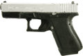 "Movie/TV Memorabilia:Props, ""Beverly Hills Cop II"" Prop Pistol. A mock Glock 19 pistol, craftedfrom foam rubber and painted to resemble the real thing,... (Total:1 Item)"