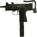 "Movie/TV Memorabilia:Props, ""Lethal Weapon 3"" Prop Submachinegun. A prop Mac 11 submachinepistol from the 1992 action sequel, crafted out of still with...(Total: 1 Item)"