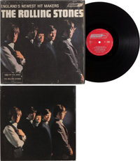 England's Newest Hit Makers The Rolling Stones Mono LP (London 3375, 1964)