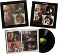 Music Memorabilia:Recordings, Beatles Let It Be Box Set (UK - Apple 7096, 1970)....