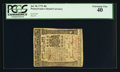 Colonial Notes:Pennsylvania, Pennsylvania July 20, 1775 40s PCGS Extremely Fine 40.. ...