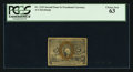Fractional Currency:Second Issue, Fr. 1232 5¢ Second Issue PCGS Choice New 63.. ...
