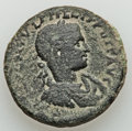Ancients:Judaea, Ancients: JUDAEA. Neapolis. Philip II (AD 247-249). AE 27 mm (15.73gm)....