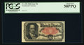 Fractional Currency:Fifth Issue, Fr. 1381 50¢ Fifth Issue PCGS About New 50PPQ.. ...