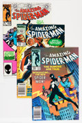 Modern Age (1980-Present):Superhero, The Amazing Spider-Man Group (Marvel, 1983-89) Condition: AverageNM.... (Total: 16 Comic Books)