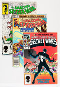 Modern Age (1980-Present):Miscellaneous, Marvel Modern Age Comics Group (Marvel, 1983-88) Condition: Average NM.... (Total: 15 Comic Books)