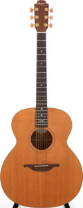 Musical Instruments:Acoustic Guitars, 1999 Lowden 012 Natural Acoustic Guitar, Serial # 4607....