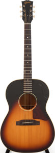 Musical Instruments:Acoustic Guitars, 1964 Gibson LG-1 Sunburst Acoustic Guitar, Serial # 164015. ...