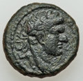 Ancients:Judaea, Ancients: JUDAEA. Agrippa II (AD 49/50-94/95). AE 18mm (5.51gm)....