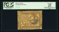 Colonial Notes:Continental Congress Issues, Continental Currency July 22, 1776 $2 PCGS Apparent Very Fine 25.....