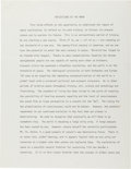 Explorers:Space Exploration, Charles Conrad Typewritten Manuscript Speech Signed Originally from His Personal Collection....