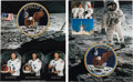 Explorers:Space Exploration, Apollo Mission Embroidered Insignia Patch Collection....