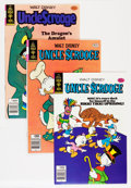 Bronze Age (1970-1979):Cartoon Character, Uncle Scrooge Group (Gold Key, 1979-84) Condition: Average NM-....(Total: 18 Comic Books)