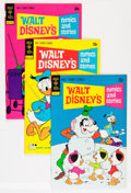 Bronze Age (1970-1979):Cartoon Character, Walt Disney's Comics and Stories Group (Gold Key, 1973-75)Condition: Average VF+.... (Total: 31 Comic Books)