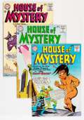 Silver Age (1956-1969):Horror, House of Mystery #143-148 Group (DC, 1964) Condition: AverageVF-.... (Total: 6 Comic Books)