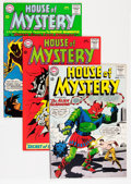 Silver Age (1956-1969):Horror, House of Mystery Group (DC, 1964-65) Condition: Average VF-....(Total: 5 Comic Books)