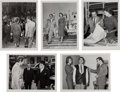 Music Memorabilia:Photos, Vintage Photos of Liberace in Italy.... (Total: 5 )