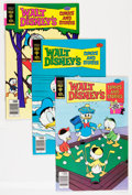 Bronze Age (1970-1979):Cartoon Character, Walt Disney's Comics and Stories #456-478 Group (Gold Key, 1978-80) Condition: Average NM-.... (Total: 23 Comic Books)