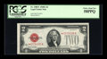 Small Size:Legal Tender Notes, Fr. 1508* $2 1928G Legal Tender Note. PCGS Choice About New 58PPQ.. ...