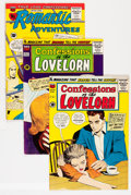 Silver Age (1956-1969):Mystery, ACG Silver Age Romance Comics Group (ACG, 1956-63) Condition:Average FN.... (Total: 11 Comic Books)
