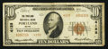 National Bank Notes:Maine, Portland, ME - $10 1929 Ty. 2 The Portland NB Ch. # 4128. ...
