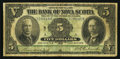 Canadian Currency: , Halifax, NS - The Bank of Nova Scotia $5 July 2, 1918 Ch. #550-30-02. ...