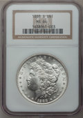 Morgan Dollars: , 1888-S $1 MS64 NGC. NGC Census: (879/110). PCGS Population(1407/281). Mintage: 657,000. Numismedia Wsl. Price for problem ...