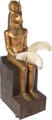 """A Prop Likely from """"Cleopatra."""""""