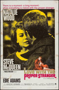 """Movie Posters:Romance, Love with the Proper Stranger (Paramount, 1964). One Sheets (2) (27"""" X 41"""") and Lobby Card Set of 8 (11"""" X 14""""). Romance.. ... (Total: 10 Items)"""
