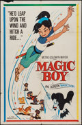 "Movie Posters:Animation, Magic Boy (MGM, 1960). One Sheet (27"" X 41""). Animation.. ..."