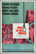 """Movie Posters:War, Man in the Middle (20th Century Fox, 1964). One Sheet (27"""" X 41""""). War.. ..."""