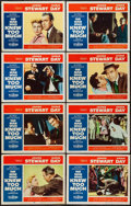 """Movie Posters:Hitchcock, The Man Who Knew Too Much (Paramount, 1956). Lobby Card Set of 8(11"""" X 14""""). Hitchcock.. ... (Total: 8 Items)"""
